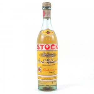 Stock VSOP Medicinal Brandy 25cl