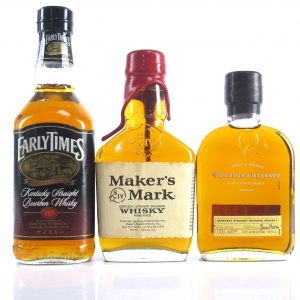 Bourbon Selection 35cl and 2 x 20cl