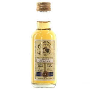 Brora 1981 Duncan Taylor 23 Year Old Miniature 5cl