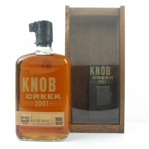 Knob Creek 2001 Limited Edition 100 Proof