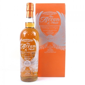 Arran 15th Anniversary Bottling 1999