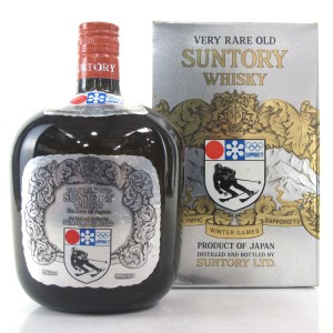 Suntory Very Rare Old Sapporo 1972 Winter Games
