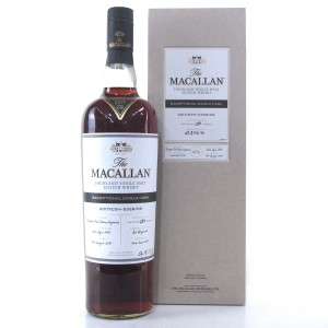 Macallan 1995 Exceptional Cask #5326-06 75cl / US Import