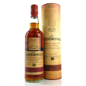 Glendronach Cask Strength Batch #1