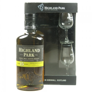 Highland Park 15 Year Old Gift Pack