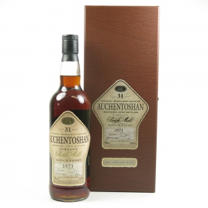 Auchentoshan 1973 Single Cask 31 Year Old