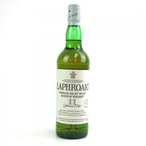 Laphroaig 11 Year Old 10th Anniversary / Signed