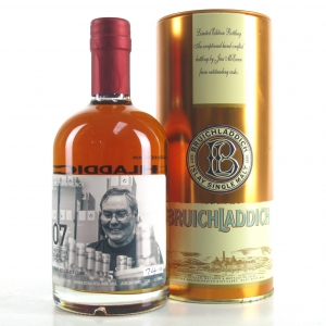 Bruichladdich 1989 Andy Ritchie Valinch 24 Year Old / Rioja Finish