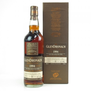 Glendronach 1994 Single Cask 21 Year Old #1189