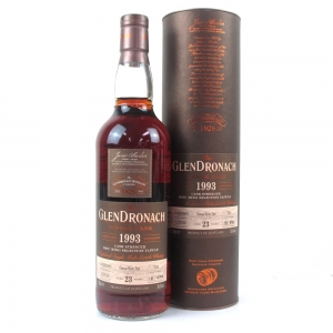 Glendronach 1993 Single Cask 23 Year Old #701 / Hsui Ming Selection Taiwan