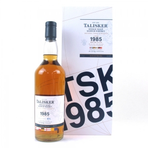 Talisker 1985 27 Year Old