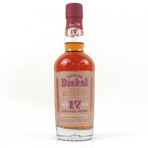 *CHECK ABV - George Dickel 17 Year Old Distillery Reserve Collection 37.5cl