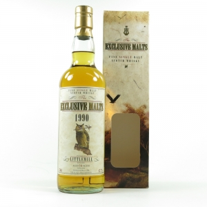 Littlemill 1990 Exclusive Malts 18 Year Old