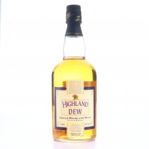 Highland Dew Single Malt 75cl / US Import