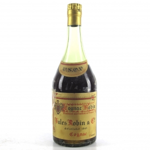 Jules Robin and Co. VSOP Cognac 1960/70s