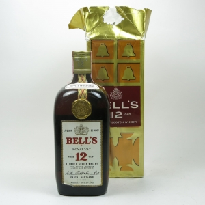 Bell's 12 year old Royal Vat 1960s