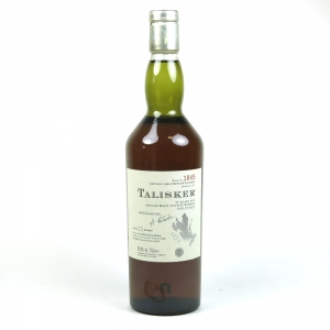 Talisker 1975 25 Year Old 1st Edition