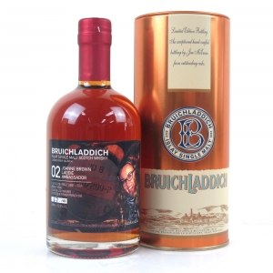 Bruichladdich 1992 Valinch 21 Year Old / Joanne Brown
