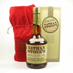 Nathan Stone's Private Stock 105 Proof / Japanese Exclusive Front