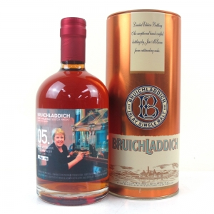 Bruichladdich 1990 Valinch 24 Year Old / Mary McGregor
