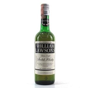 William Lawson's Rare Light Scotch Whisky 1960s