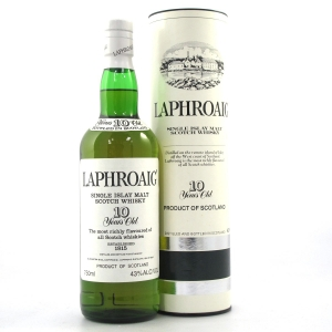 Laphroaig 10 Year Old 75cl