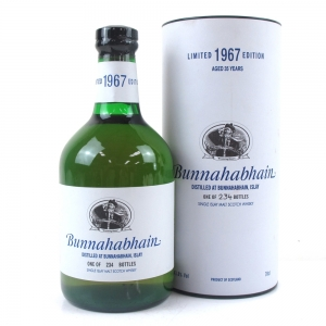 Bunnahabhain 1967 Single Cask 35 Year Old