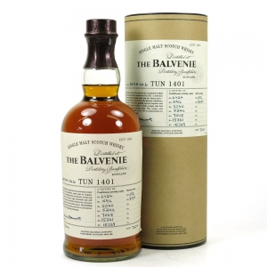 Balvenie Tun 1401 Batch #6 75cl / US Exclusive
