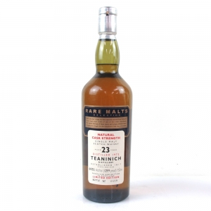 Teaninich 1972 Rare Malt 23 Year Old 75cl / US Import 64.95%