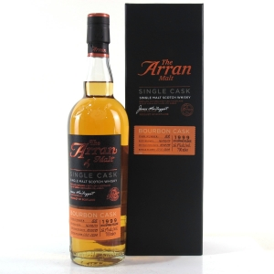 Arran 1999 Single Bourbon Cask #88
