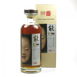 Karuizawa 1983 29 Year Old Noh Cask #5322 (Damaged Seal)