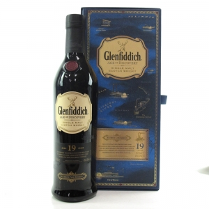 Glenfiddich Age of Discovery 19 Year Old / Bourbon Cask