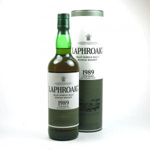 Laphroaig 1989 23 Year Old