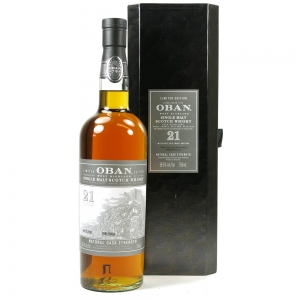 Oban 21 Year Old / US Import 75cl