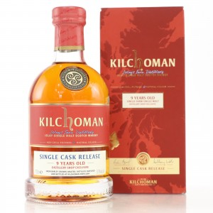 Kilchoman 2010 100% Islay Single Cask 9 Year Old / Distillery Exclusive