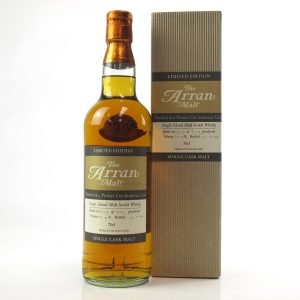 Arran Premier Cru Sauternes Single Cask