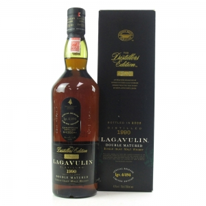 Lagavulin 1990 Distillers Edition