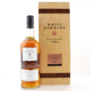 Bowmore 1964 White Bowmore 43 Year Old