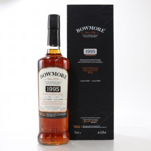 Bowmore 1995 Single Cask 23 Year Old / Feis Ile 2019