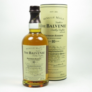 Balvenie 10 Year Old Founders Reserve Front