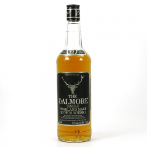 Dalmore 12 Year Old 1980s / US Import