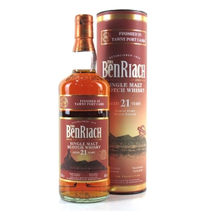 Benriach 21 Year Old Tawny Port Finish
