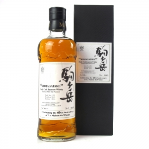 Mars Komagatake 2012 Single Cask #1555 / La Maison du Whisky 60th Anniversary