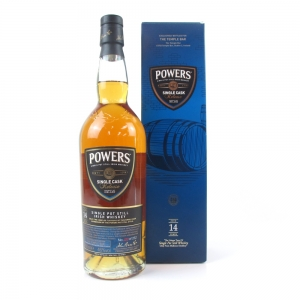 Powers 14 Year Old Single Cask / Temple Bar
