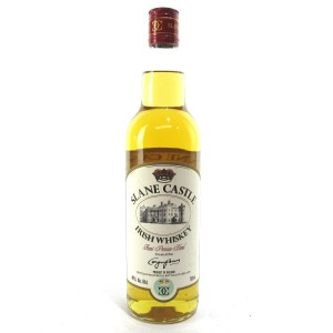 Slane Castle Irish Whiskey 75cl / US Import