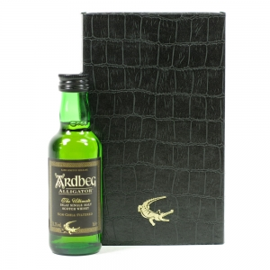 Ardbeg Alligator 5cl Miniature / Alligator Box