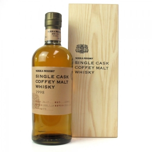 Nikka 1998 Coffey Malt Single Cask #100645