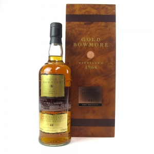 Bowmore 1964 Gold Bowmore 43 Year Old