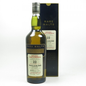 Dailuaine 1973 Rare Malt 22 Year Old 75cl