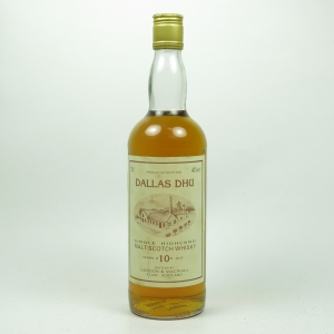 Dallas Dhu 10 Year Old Gordon and Macphail